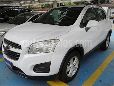 Foto venta Carro usado Chevrolet Tracker 1.8 LS (2015) color Blanco precio $34.900.000