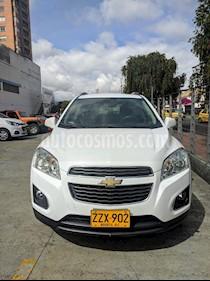 Chevrolet Tracker 1.8 LS usado (2015) color Blanco precio $41.000.000