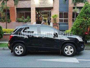 Chevrolet Tracker 1.8 LT Aut  usado (2013) color Negro precio $44.000.000