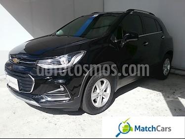 Foto venta Carro usado Chevrolet Tracker 1.8 LT Aut  (2017) color Negro precio $55.990.000