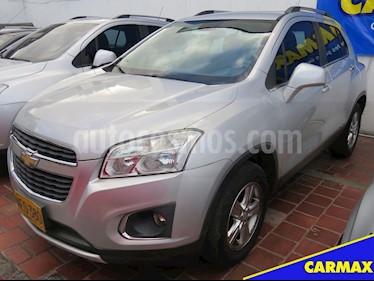 Foto venta Carro Usado Chevrolet Tracker 1.8 LT Aut  (2013) color Gris Metalico precio $40.900.000