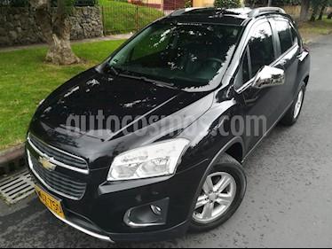 Foto venta Carro Usado Chevrolet Tracker 1.8 LT Aut  (2014) color Negro Carbon precio $42.900.000