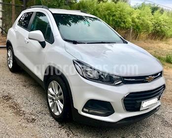 Foto venta Auto usado Chevrolet Tracker 1.8L LS (2017) color Blanco precio $9.000.000
