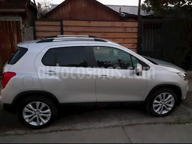 Foto venta Auto usado Chevrolet Tracker 1.8L LS (2019) color Plata precio $9.000.000