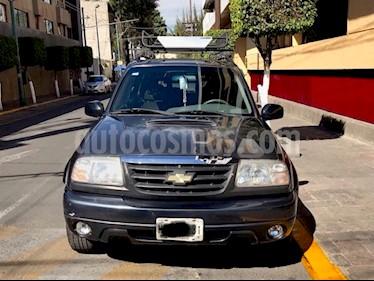 Foto Chevrolet Tracker 2.0L 4x2 B usado (2007) color Gris Oscuro precio $85,000