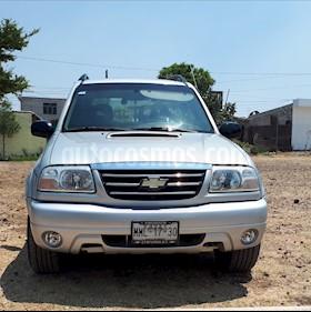 Foto venta Auto usado Chevrolet Tracker 2.0L 4x2 C (2007) color Plata Polaris precio $105,000