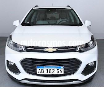 Chevrolet Tracker LTZ 4x4 Aut usado (2017) color Blanco precio $1.100.000