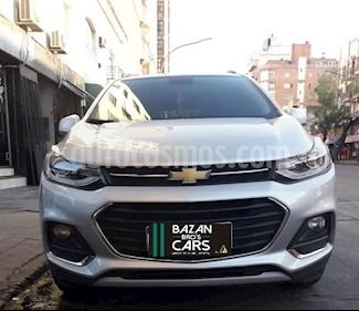 Chevrolet Tracker LTZ 4x4 Aut 2016/2017 usado (2018) color Gris Claro precio $1.160.000