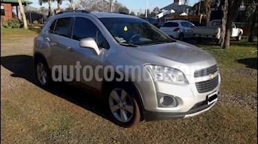 Chevrolet Tracker - usado (2015) color Gris precio $770.000