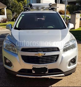 Chevrolet Tracker LTZ 4x2 usado (2013) color Gris Claro precio $670.000