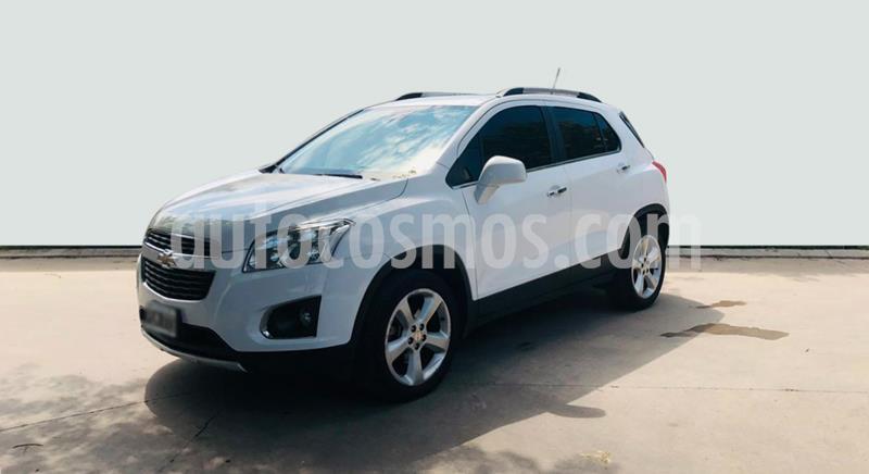 Chevrolet Tracker LTZ 4x4 Aut usado (2016) color Blanco precio $1.390.000