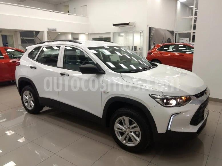 Chevrolet Tracker 1.2 Turbo Premier usado (2020) color Blanco precio $2.063.900