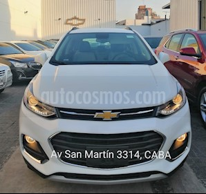 Chevrolet Tracker Premier 4x2 nuevo color A eleccion precio $1.079.300