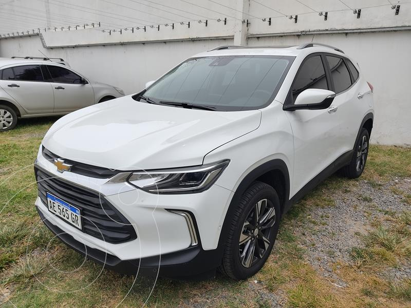 Foto Chevrolet Tracker 1.2 Turbo Aut Premier usado (2021) color Blanco Summit precio $3.450.000
