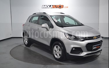 Chevrolet Tracker LTZ 4x2 usado (2018) color Plata Switchblade precio $950.000