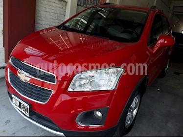 Chevrolet Tracker LTZ 4x2 usado (2014) color Rojo precio $460.000