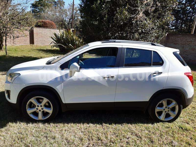 foto Chevrolet Tracker LTZ 4x4 Aut 2016/2017 usado (2016) color Blanco precio $1.300.000