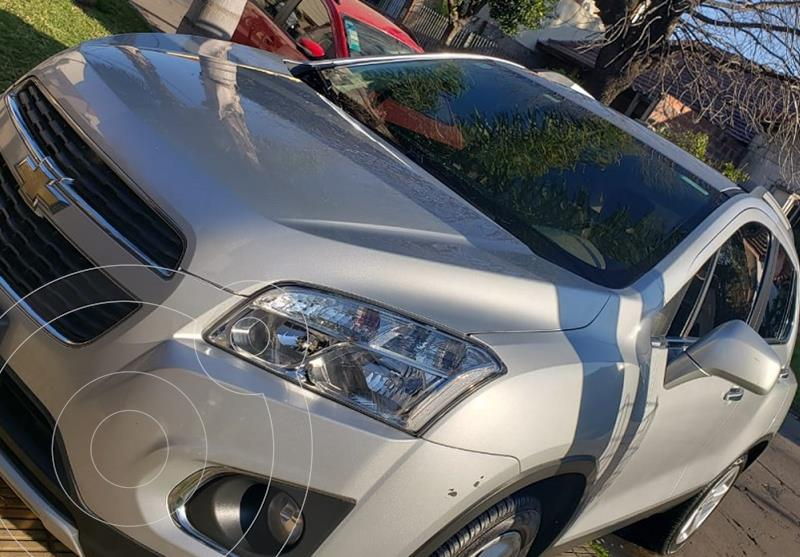 Chevrolet Tracker LTZ + 4x4 Aut usado (2015) color Plata Switchblade precio $1.500.000