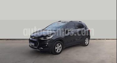 Chevrolet Tracker LTZ 4x2 2016/2017 usado (2019) color Gris Oscuro precio $1.470.000