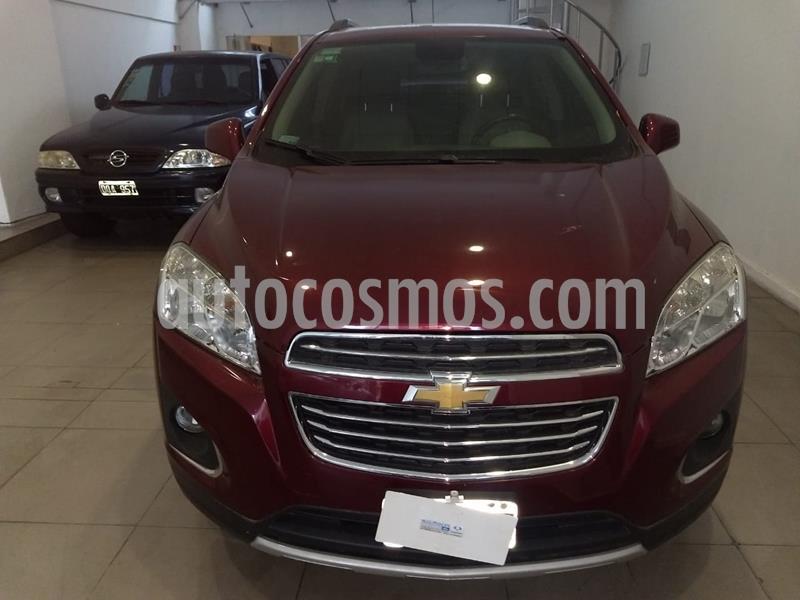 Chevrolet Tracker Ltz  usado (2016) color Bordo precio $1.150.000