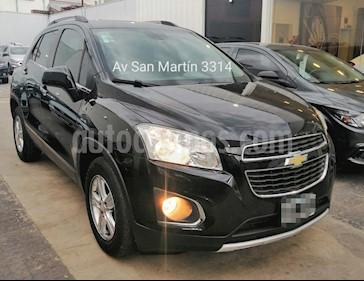 Chevrolet Tracker LTZ 4x2 usado (2013) color Negro precio $620.000