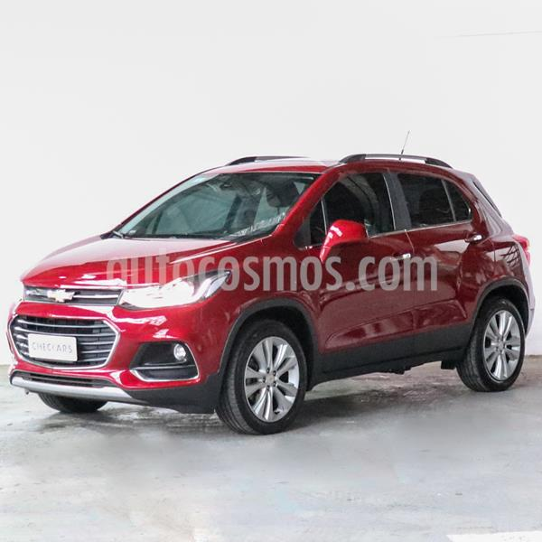 Chevrolet Tracker LTZ + 4x4 Aut usado (2019) color Rojo Victoria precio $1.800.000