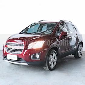 Chevrolet Tracker LTZ + 4x4 Aut usado (2016) color Rojo Victoria precio $1.025.000