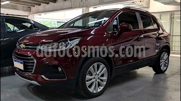 Chevrolet Tracker LTZ 4x4 Aut 2016/2017 usado (2017) color Rojo precio $1.080.000