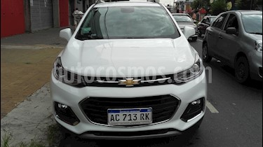 Chevrolet Tracker LTZ 4x2 2016/2017 usado (2018) color Blanco Summit precio $1.050.000
