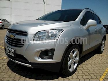 Chevrolet Tracker LTZ + 4x4 Aut 2016/2017 usado (2016) color Plata Switchblade precio $830.000