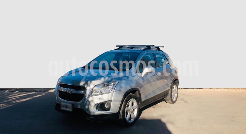 Chevrolet Tracker LTZ 4x4 Aut usado (2015) color Gris Claro precio $1.100.000
