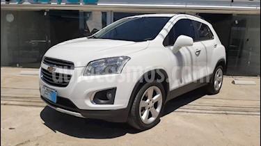 Chevrolet Tracker LTZ 4x4 Aut usado (2016) color Blanco precio $889.000