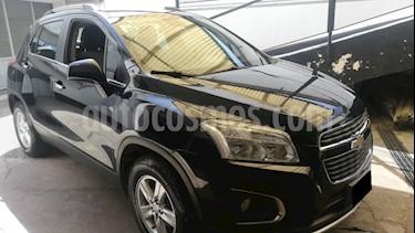 Chevrolet Tracker LTZ 4x2 usado (2015) color Negro precio $725.000