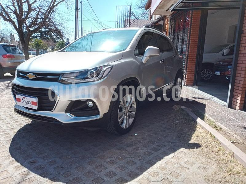 Chevrolet Tracker LTZ + 4x4 Aut usado (2017) color Gris Claro precio $1.111.111