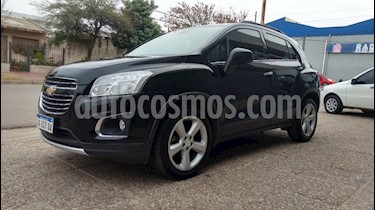Chevrolet Tracker LTZ 4x4 Aut usado (2016) color Negro precio $1.350.000