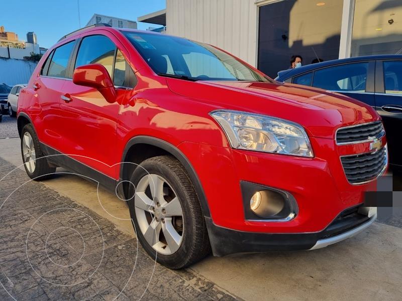 Foto Chevrolet Tracker LTZ + 4x4 Aut usado (2014) color Rojo Victoria financiado en cuotas(anticipo $808.900)