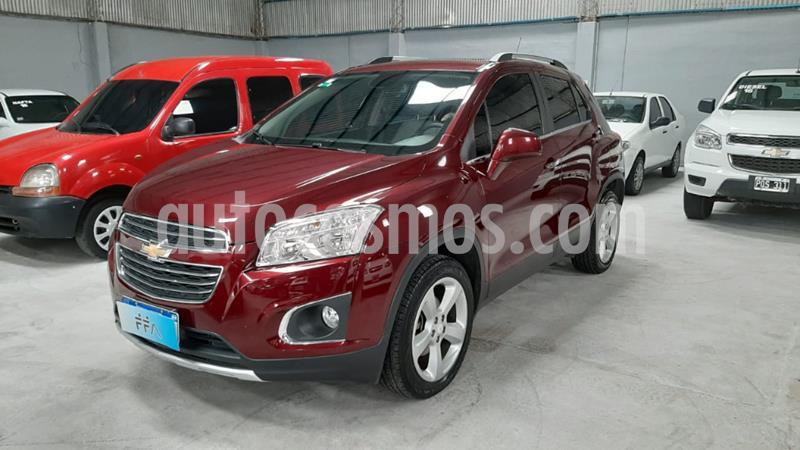 Chevrolet Tracker LTZ 4x4 Aut usado (2017) precio $1.599.000