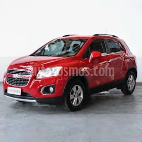 Chevrolet Tracker LTZ 4x2 usado (2014) color Rojo precio $750.000