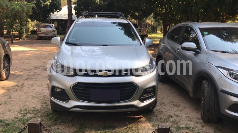 Chevrolet Tracker Premier + 4x4 Aut usado (2017) color Gris Metalico precio $1.290.000