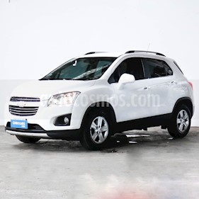 Chevrolet Tracker LTZ 4x2 usado (2016) color Blanco Summit precio $780.000
