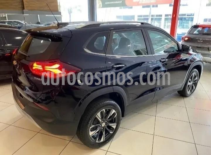 Chevrolet Tracker 1.2 Turbo Premier usado (2021) color Negro precio $2.063.900