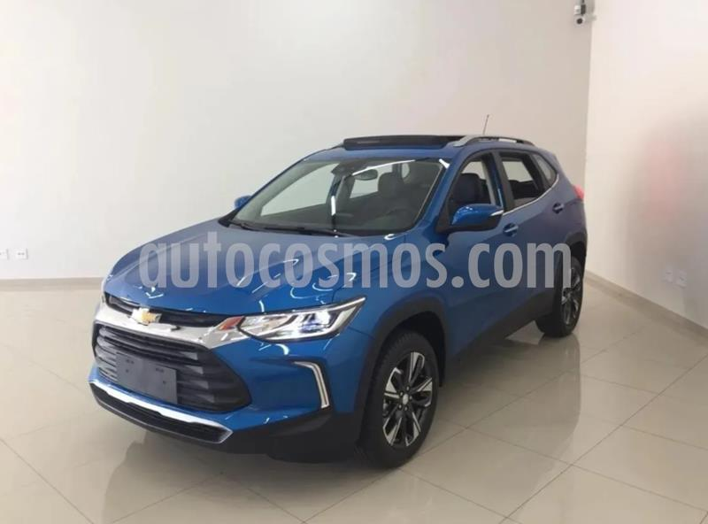Chevrolet Tracker 1.2 Turbo usado (2021) color Azul precio $1.603.900