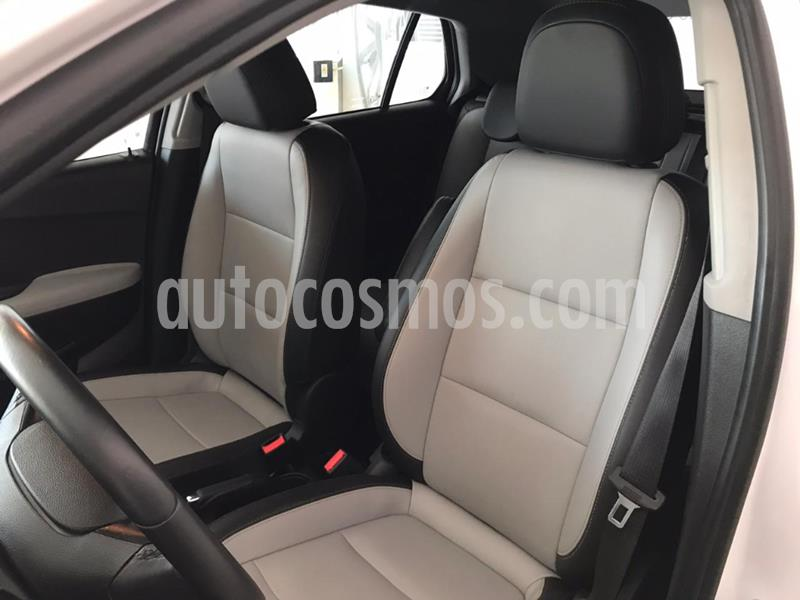 Chevrolet Tracker LTZ + 4x4 Aut usado (2018) color Blanco precio $1.860.000