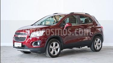 Chevrolet Tracker LTZ 4x2 usado (2017) color Rojo Victoria precio $919.000