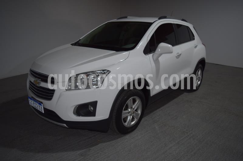 Chevrolet Tracker LTZ 4x2 usado (2016) color Blanco precio $1.480.000