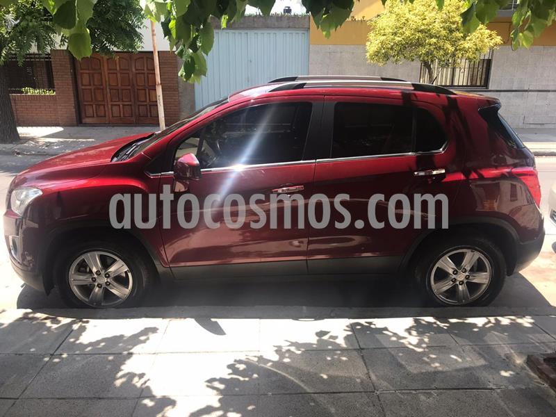 Chevrolet Tracker LTZ 4x2 usado (2016) color Rojo Victoria precio $1.350.000
