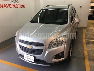 Chevrolet Tracker LTZ 4x2 usado (2015) color Gris precio $725.000