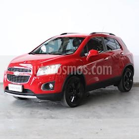 Chevrolet Tracker LTZ 4x2 usado (2015) color Rojo precio $950.000