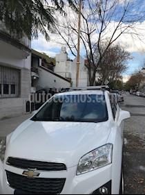 Chevrolet Tracker LTZ 4x2 usado (2014) color Blanco precio u$s9.000