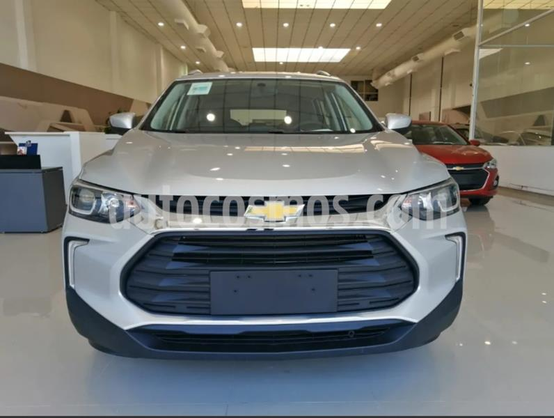 Chevrolet Tracker 1.2 Turbo Premier usado (2021) color Gris precio $2.063.900